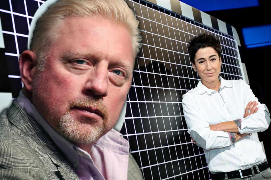 Überraschendes Geständnis: Dank Boris Becker ist Dunja Hayali Journalistin