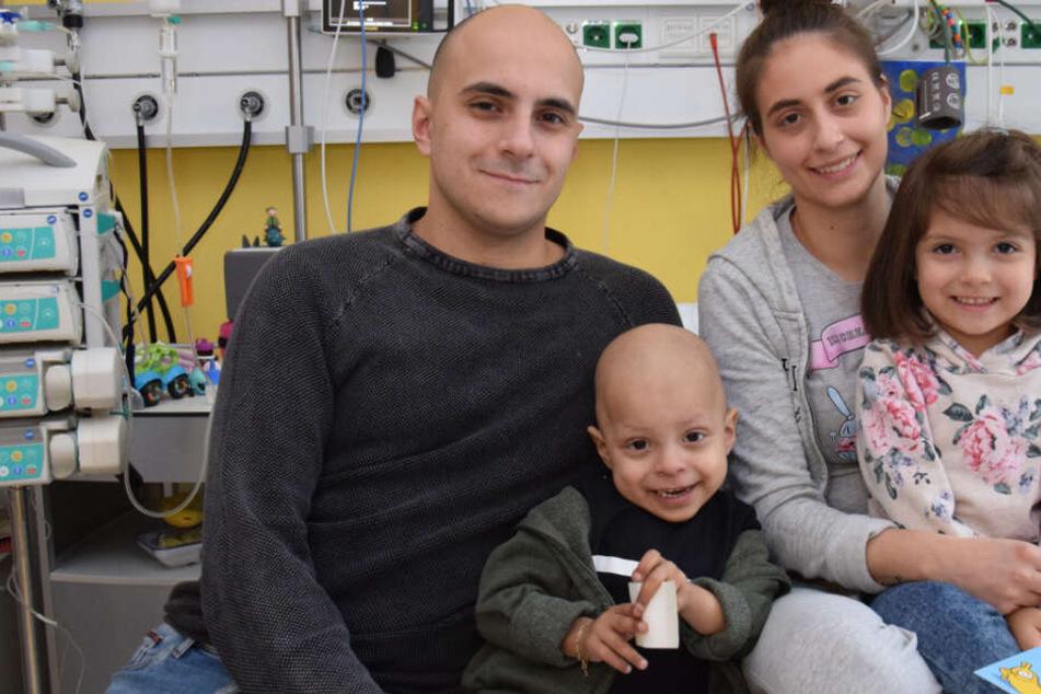 Familie Marino kämpft um Micheles Leben und braucht Eure Hilfe