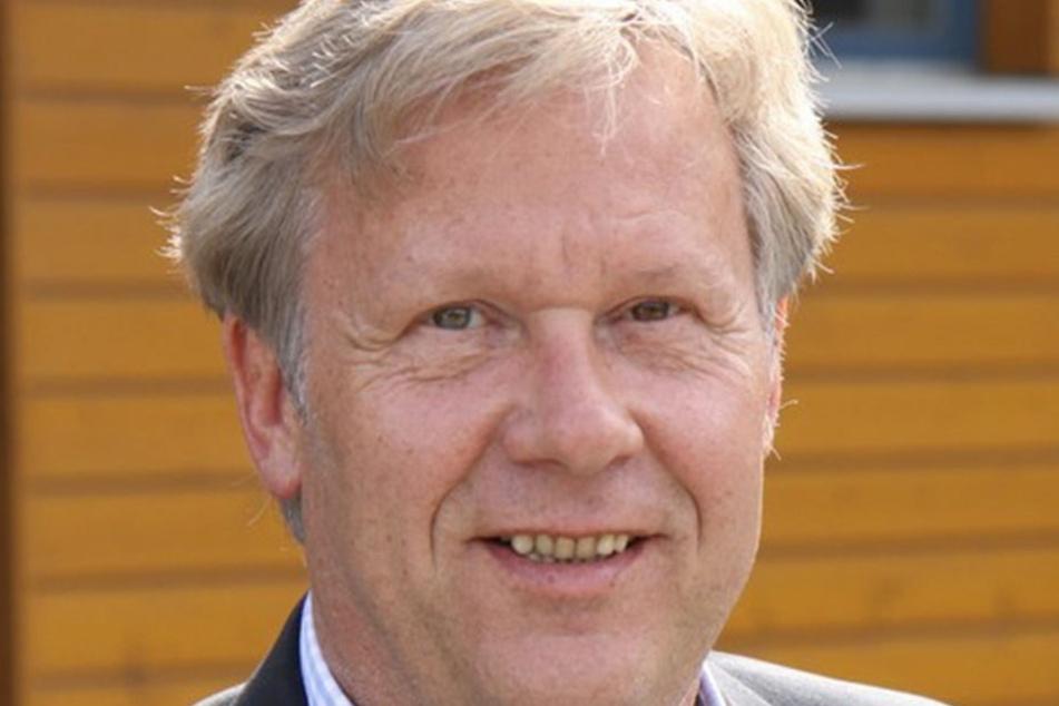 Hentschke Bau-Geschäftsführer Jörg Drews (59).