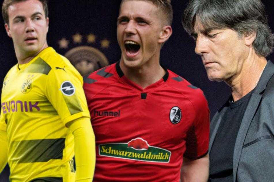 In Dortmund gab Joachim Löw den vorläufigen DFB-Kader bekannt.