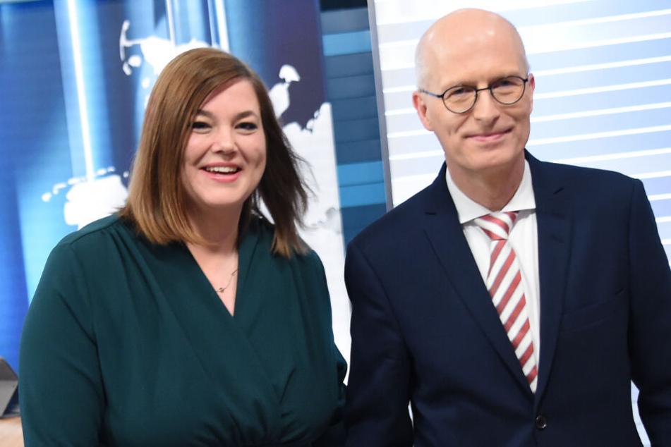 SPD und Grüne treffen sich nach Bürgerschaftswahl für erste Gespräche