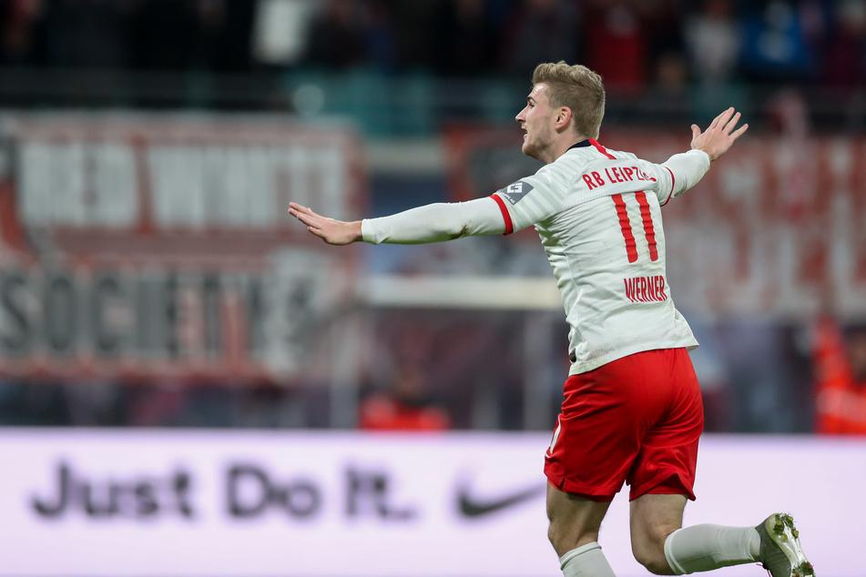 Mit 28 Liga-Toren beendete Werner die Saison als erfolgreichster Bundesliga-Torschütze der Leipziger Vereinshistorie.