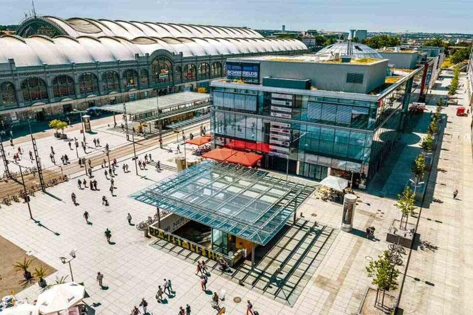 Im Gewusel vor dem Hauptbahnhof trieben sich bis Anfang 2018 auch viele Dealer herum.