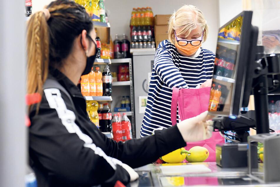 Auch im Einzelhandel drohen Strafen.