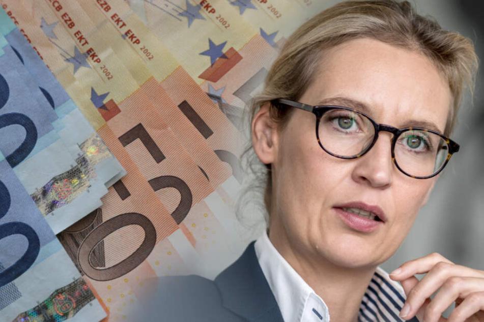 Umstrittene Wahlkampf-Spende: Hat die AfD eine falsche Spenderliste vorgelegt?