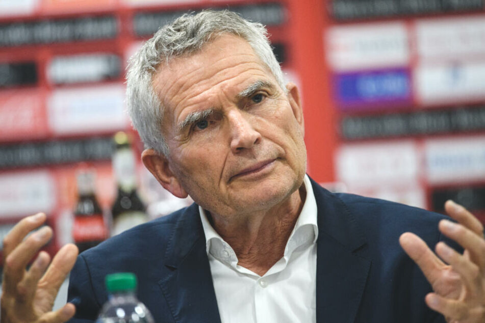 Ex-Präsident Wolfgang Dietrich war im Sommer gegangen.
