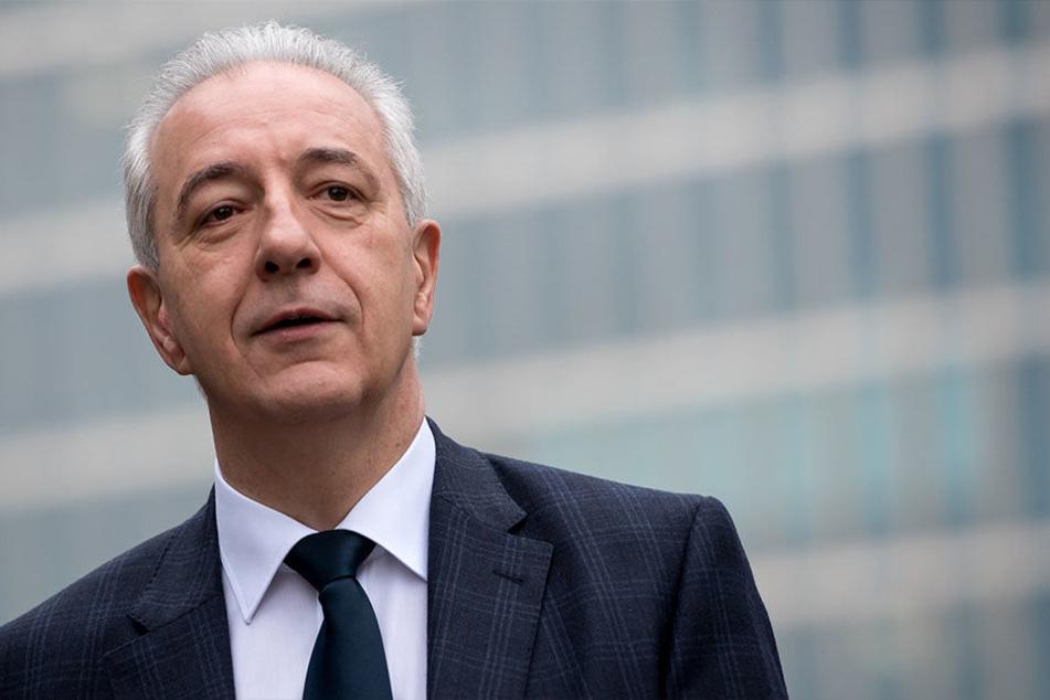 Stanislaw Tillich (CDU) ist einer der vier Vorsitzenden der Kohlekommission.