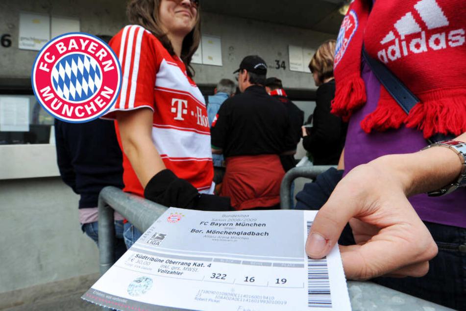 4800 Euro für Fußball-Tickets! FC Bayern klagt gegen Händler