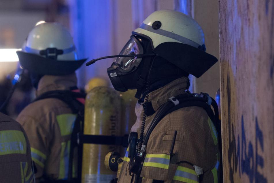 Die Ursache des Brands und wieso der Mann starb, steht noch nicht fest (Symbolbild)