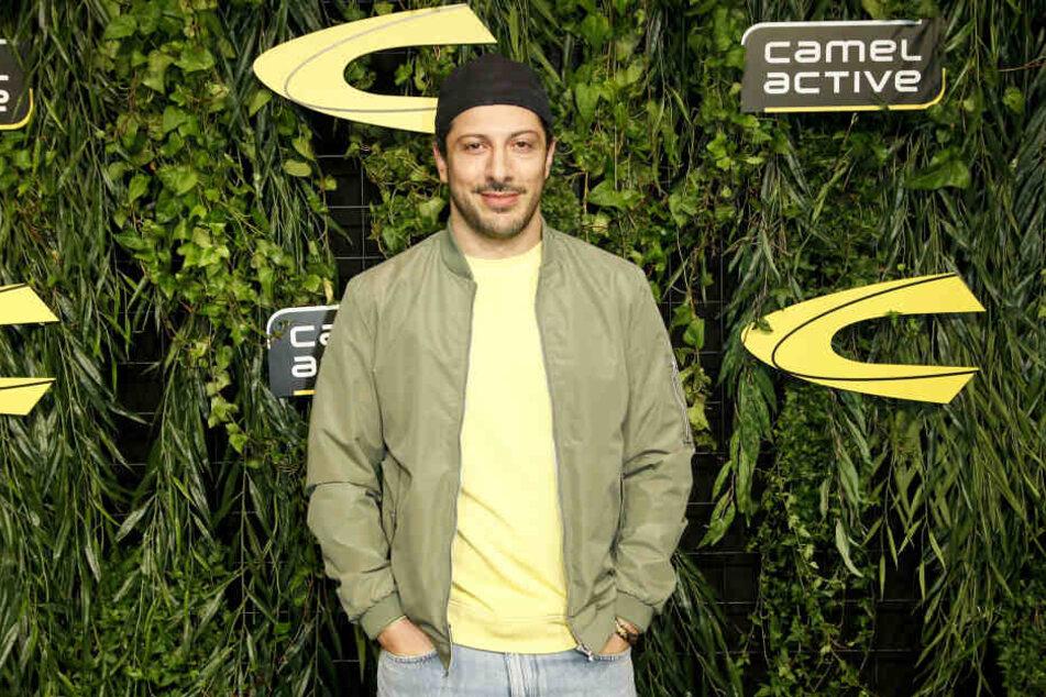 Fahri Yardim besuchte die camel active Fashion Show im Rahmen der Berlin Fashion Week 2020.