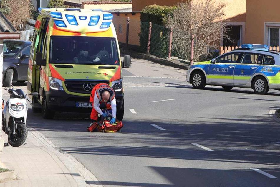 Rollerfahrerin (†49) stürzt schwer und erliegt in Klinik ihren Verletzungen