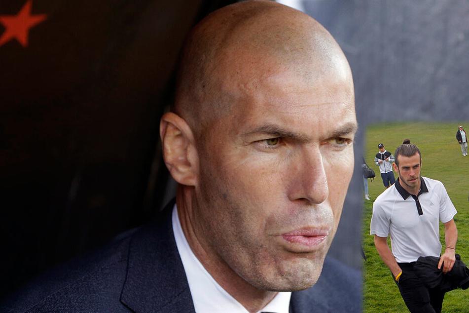 """""""Schande""""! Bale-Berater geht auf Zidane los, kommt es jetzt zur Eskalation?"""
