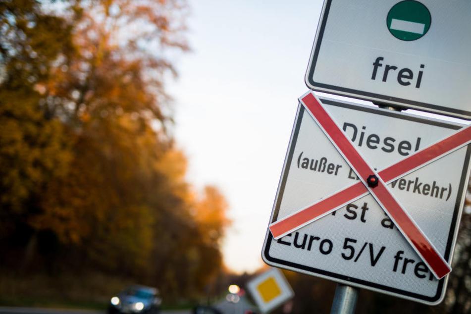 Baden-Württemberg muss Euro-5-Fahrverbote planen