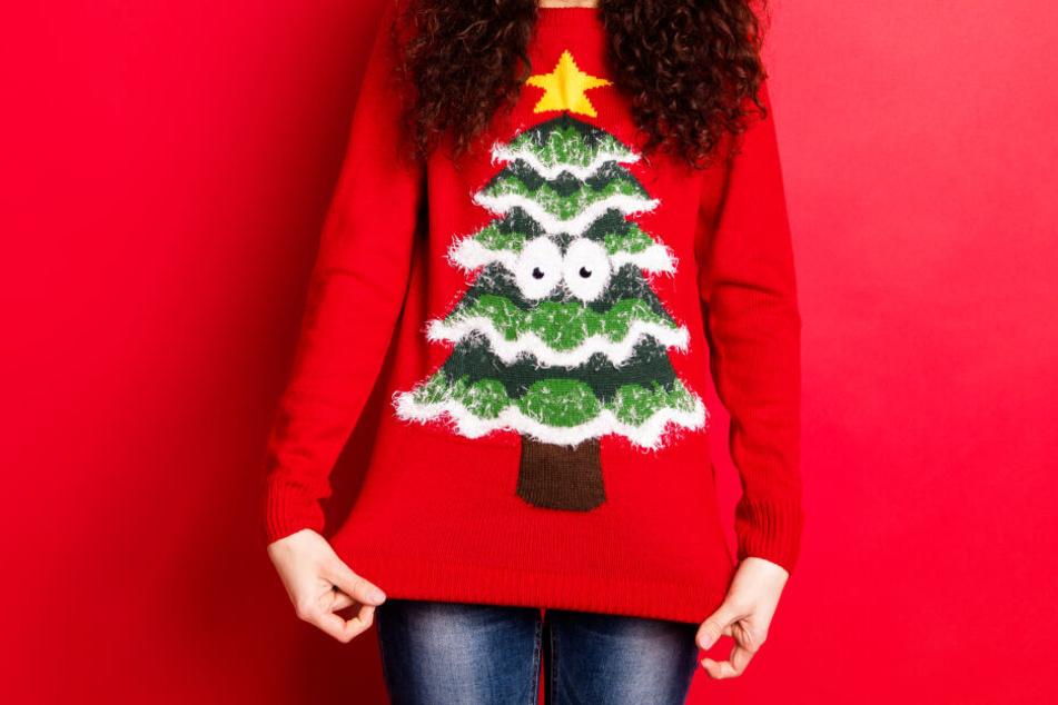 Mit solch einem Pullover hätte man gute Chancen auf das Gratis-Upgrade (Symbolbild).