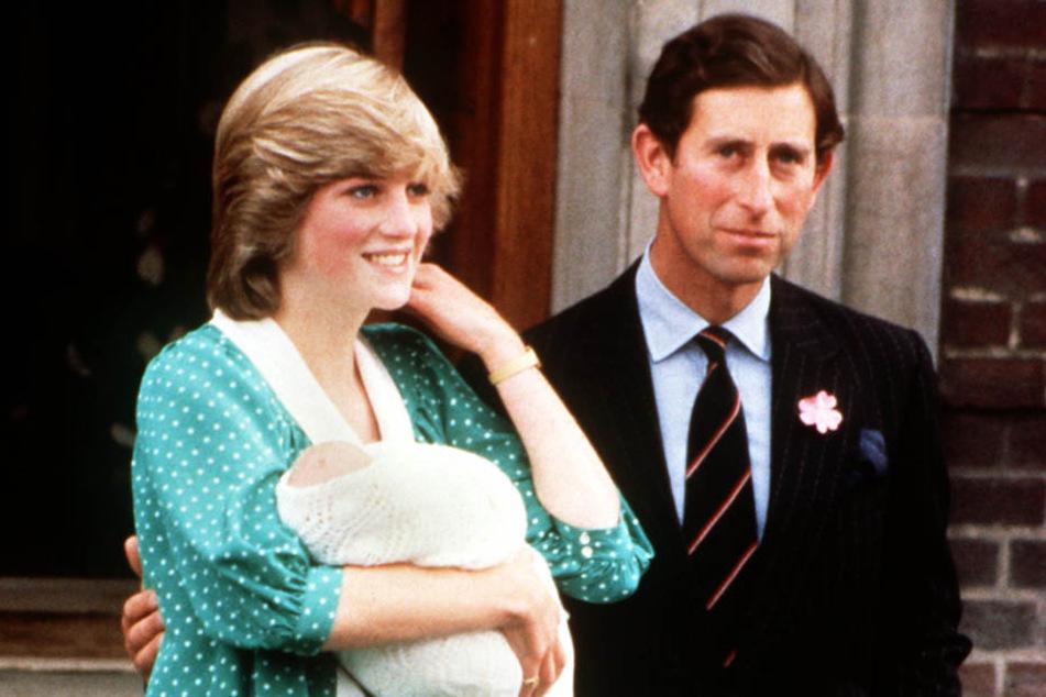 Haben Prinzessin Diana (†36) und Prinz Charles (68) etwa noch eine Tochter?