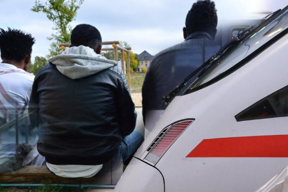 Fachkräfte-Mangel! Jetzt sollen Flüchtlinge Lokführer werden