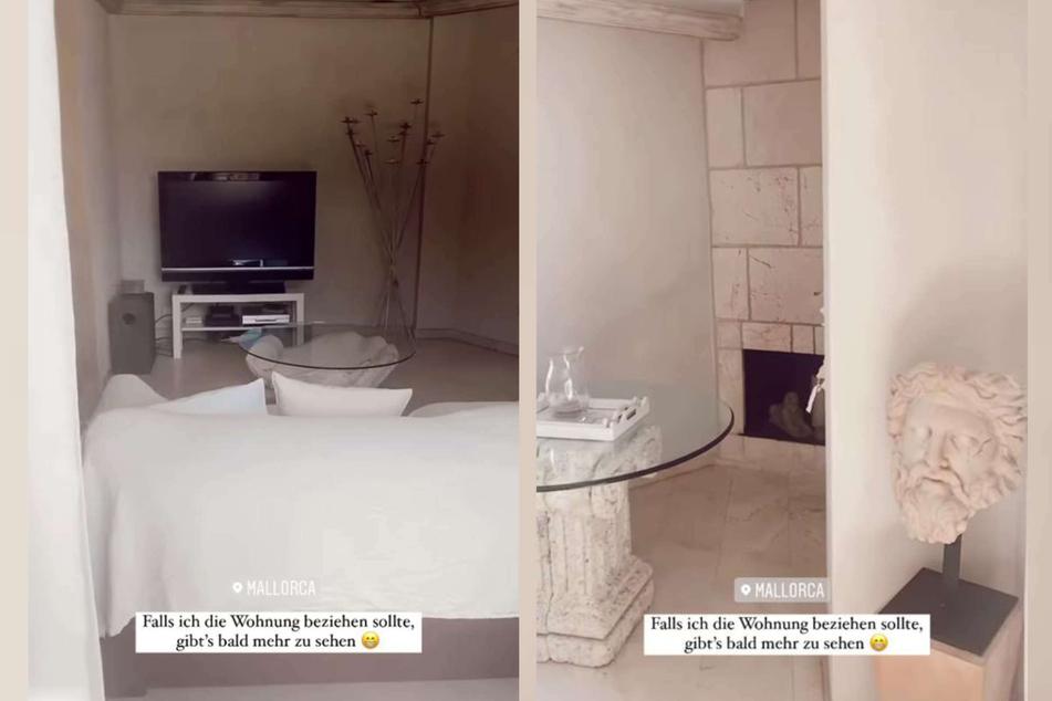 Jennifer Lange (27) zeigte ihren Instagram-Followern eine Wohnung in Palma (Mallorca), die die Fitness-Trainerin ins Schwärmen brachte.