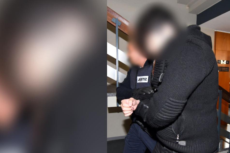Der Flüchtling war am Donnerstag zu lebenslanger Haft verurteilt worden.