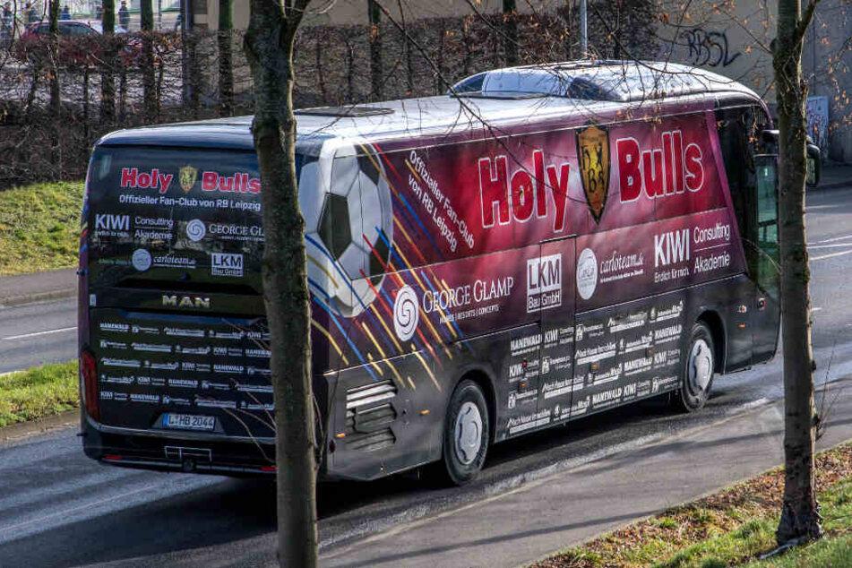 Deutschland-Sensation! RB-Leipzig-Fanclub hat jetzt eigenen Mannschaftsbus!