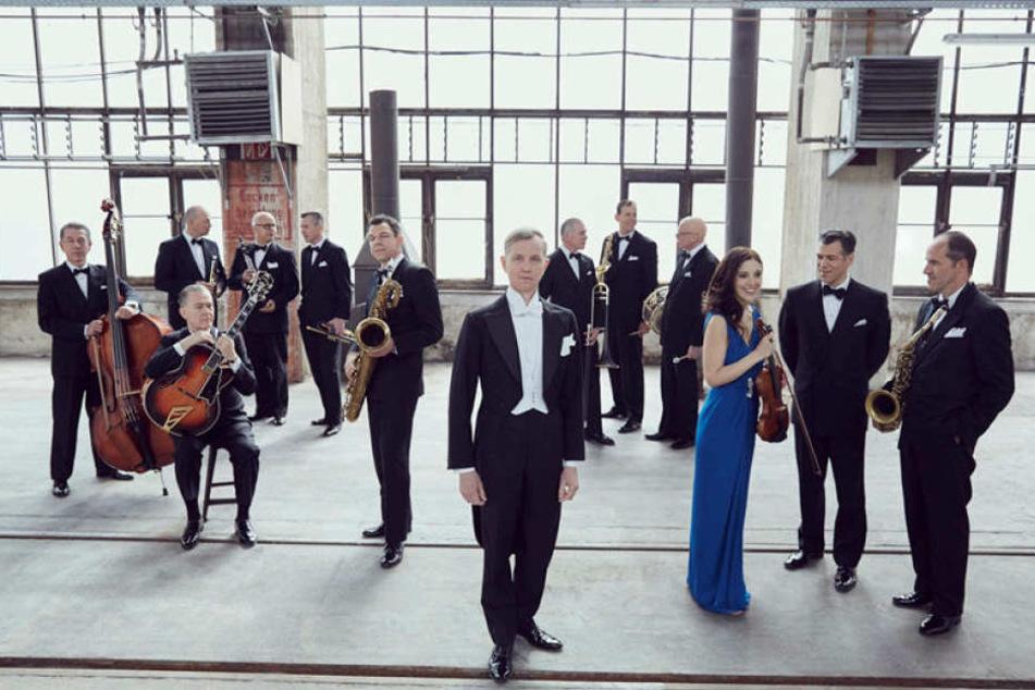 Max Raabe kommt samt Orchester nach Sachsen!
