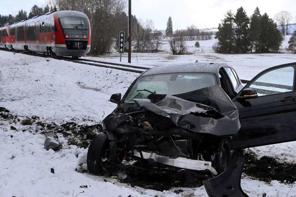 Der 31-jährige überlebte schwer verletzt.