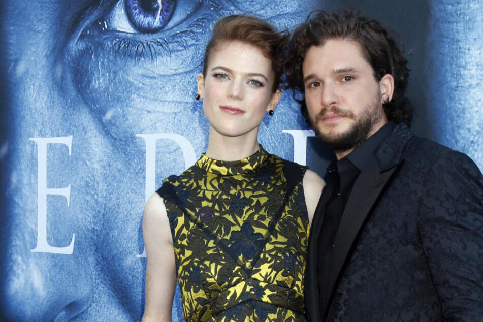 Kit Harington und Rose Leslie:
