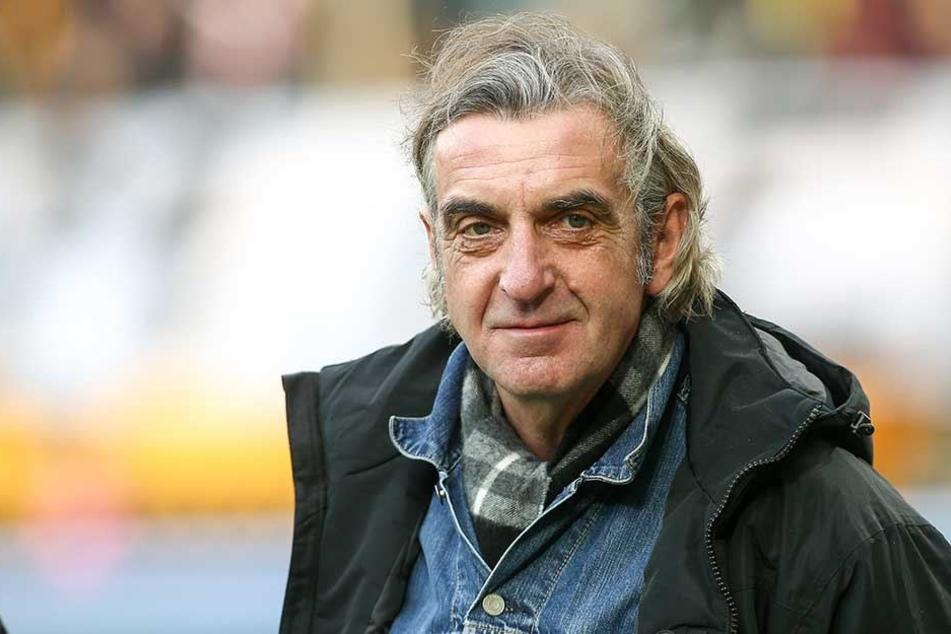 Wieder voll dabei: Sportdirektor Ralf Minge.