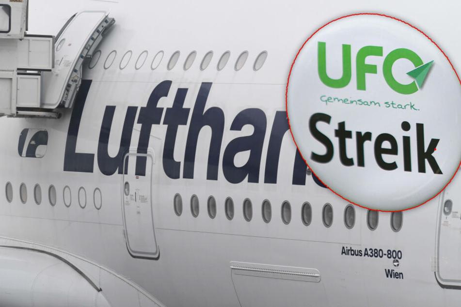 Frankfurt: Flugbegleiter-Streik: Macht die Lufthansa Ufo doch noch einen Strich durch die Rechnung?