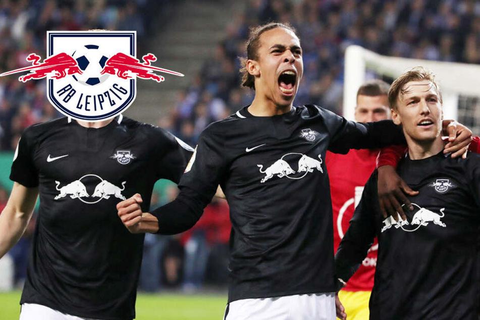 So Holt RB Leipzig Heute Die Champions League Wieder Nach