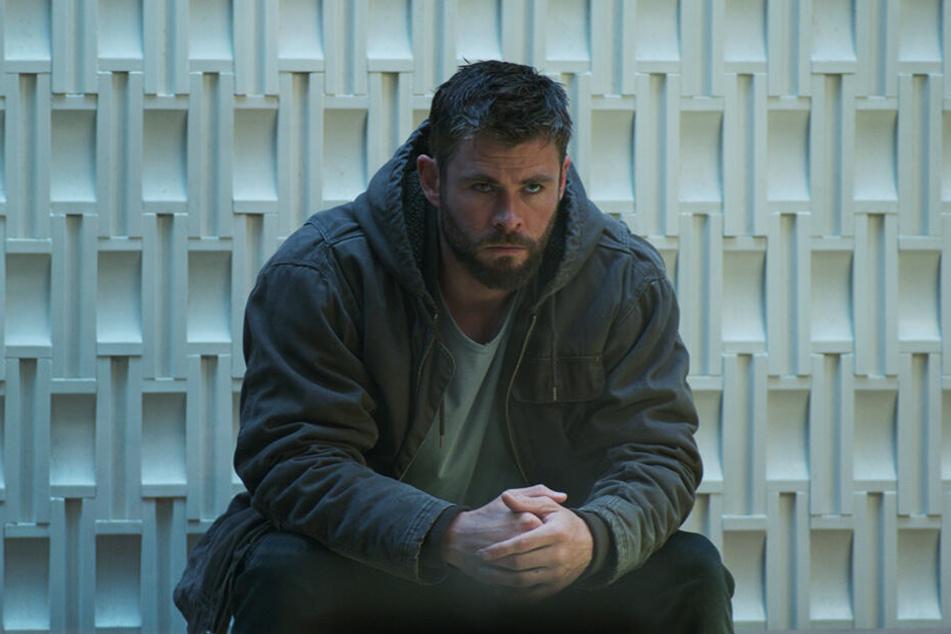 Donnergott Thor (Chris Hemsworth) hat die Niederlage gegen Thanos noch nicht verkraftet.