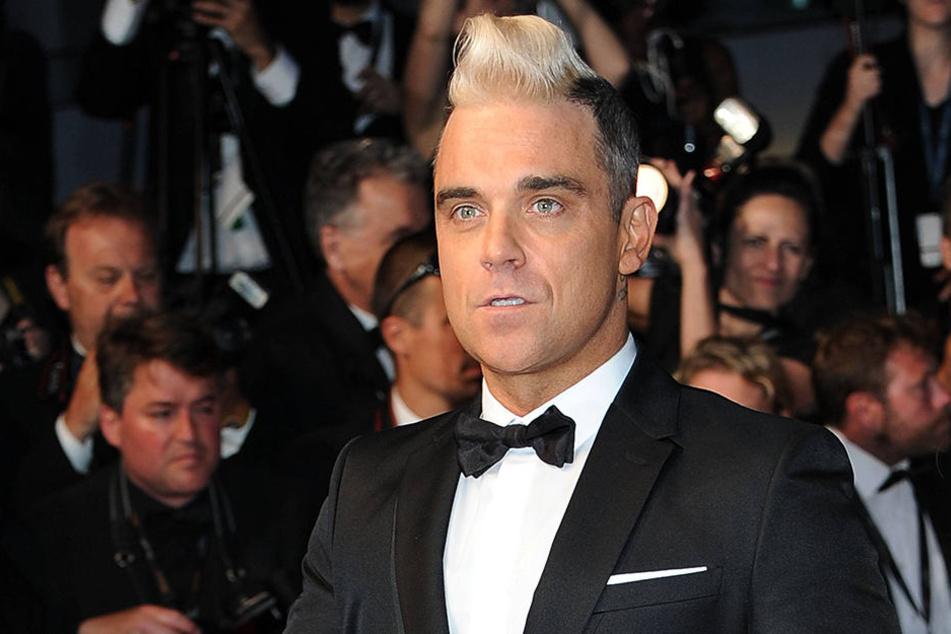 Achtung, Ladys! An Robbie Williams (42) ist längst nicht mehr alles echt.