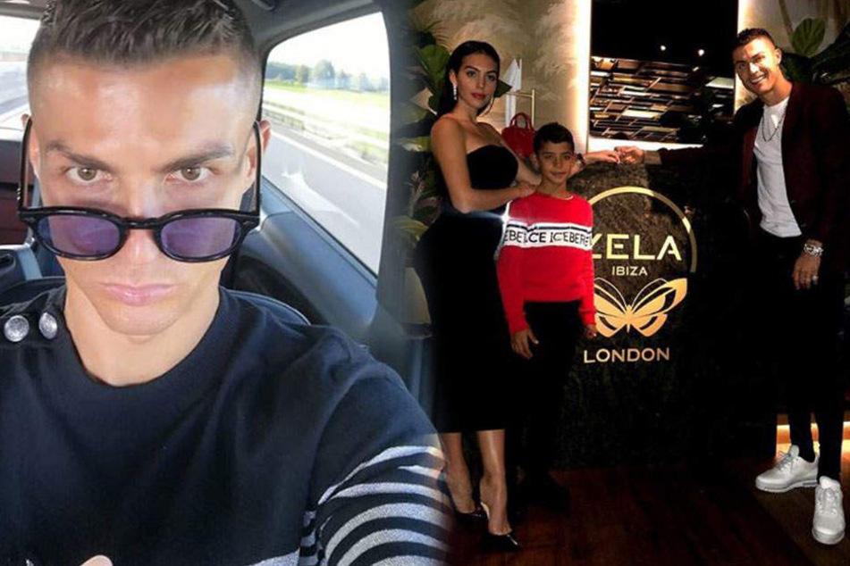 Alles spricht dafür: Hat sich Ronaldo endlich mit seiner Freundin verlobt?