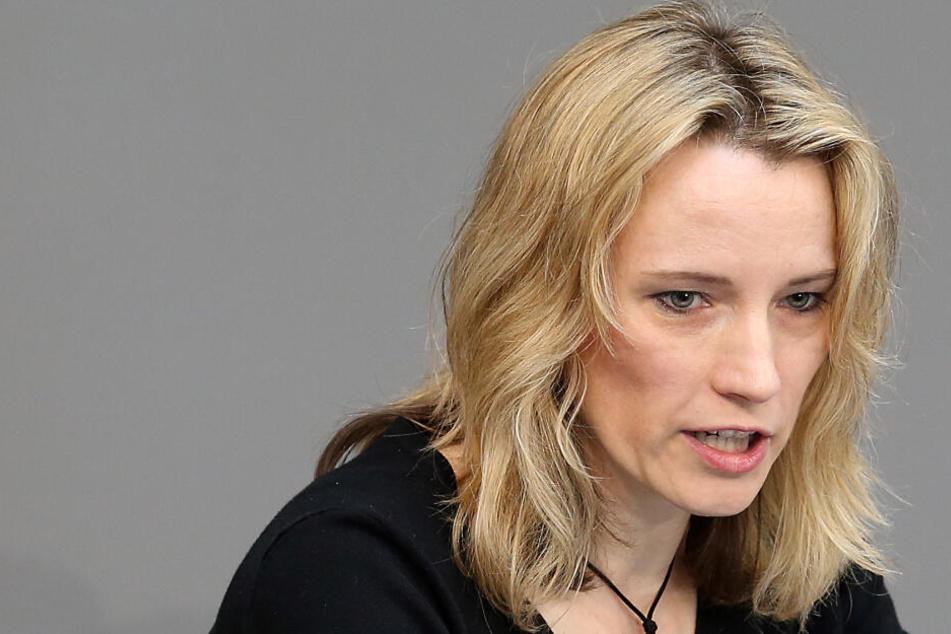 AfD-Abgang: Verena Hartmann verlässt Partei und Bundestagsfraktion