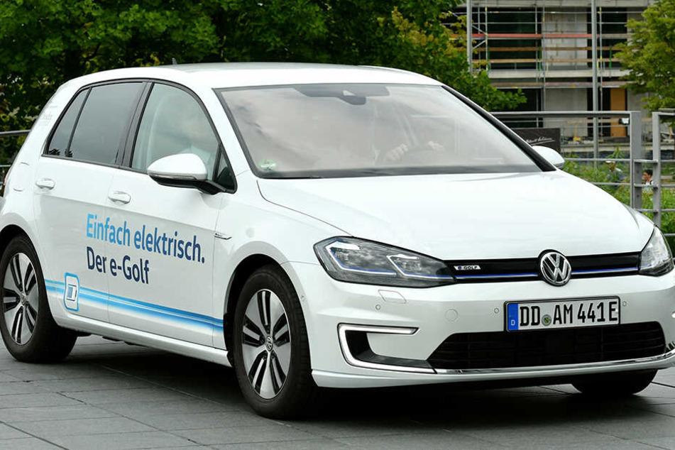 Dresden: Plötzlich billiger: Preissturz beim E-Golf aus der Gläsernen Manufaktur