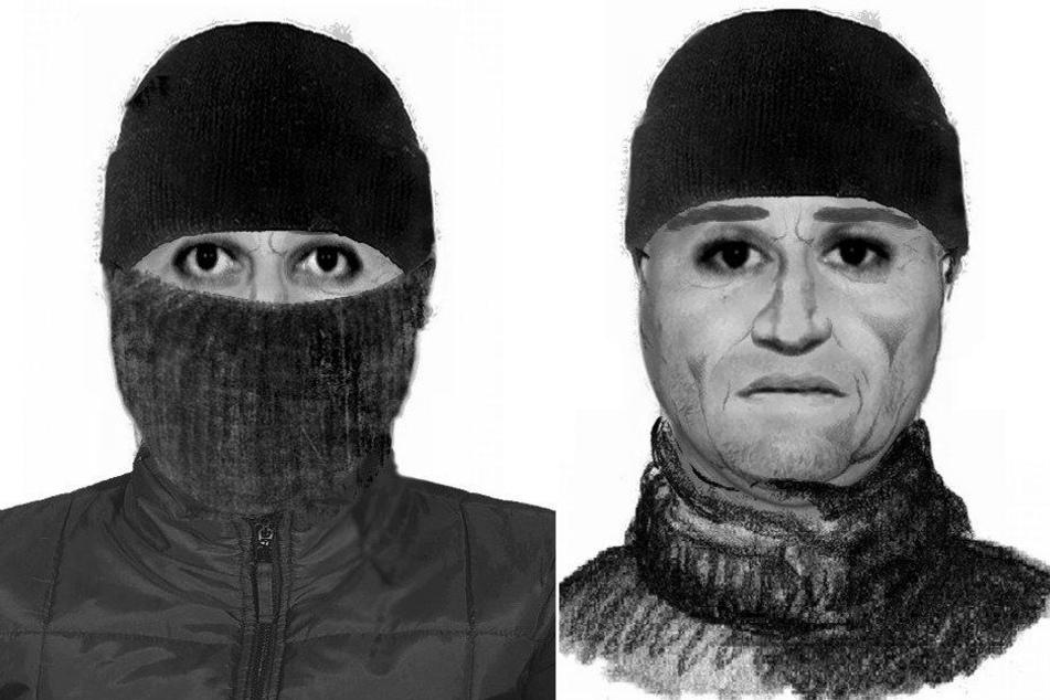 Raubüberfall! Polizei sucht nach bewaffnetem Täter