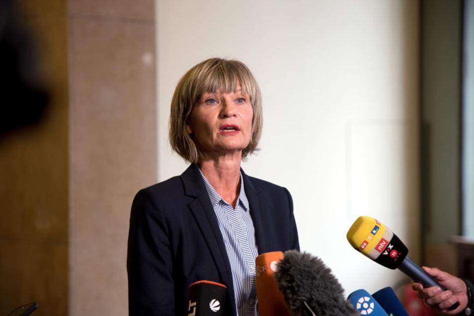 Chemnitzer OB Barbara Ludwig (56, SPD) musste sich in den letzten Tagen oft für die Presse erklären.