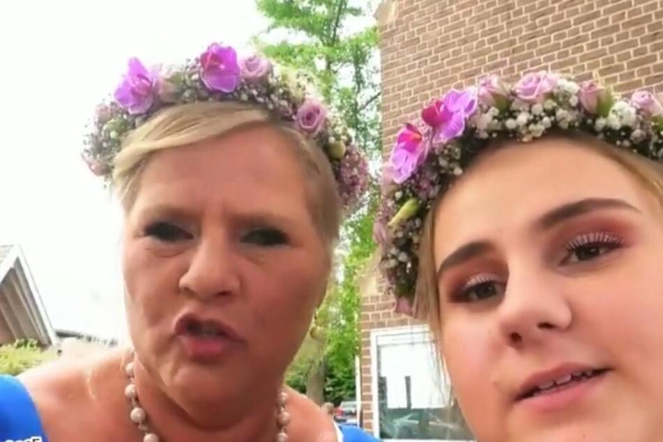 Diana oder Sarafina. Im Wettkampf um die schönste Hochzeit, kennt Silvia keine Gnade.