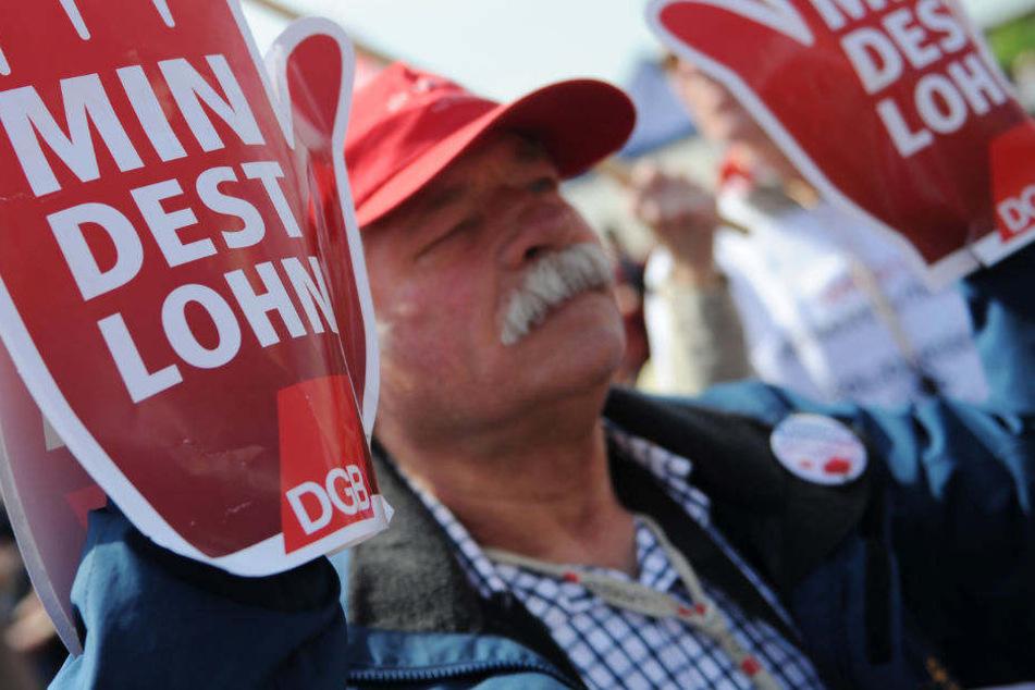 Hamburg könnte beim Mindestlohn eine Vorreiterrolle einnehmen. (Symbolbild)