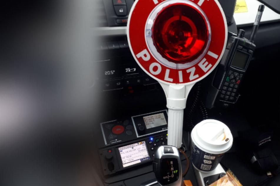 Polizei bittet Ehepaar zur Kasse, dieses bedankt sich sogar dafür!