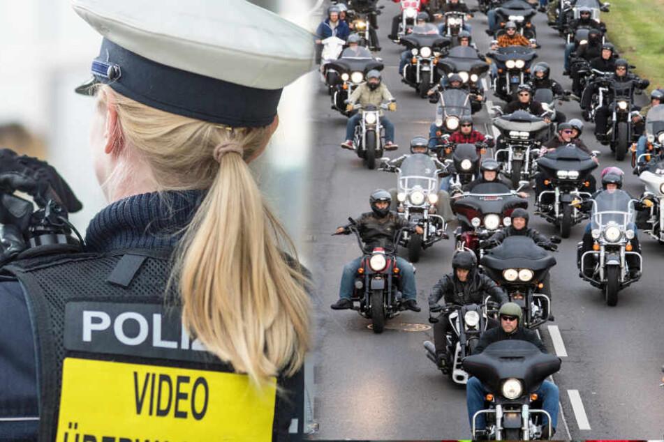 Brisant: Rocker soll Polizistin bestochen haben