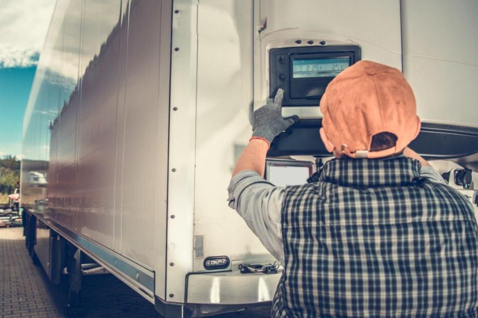 Der Lieferant konnte die Kühlung seines Fahrzeugs von innen ausschalten. (Symbolbild)