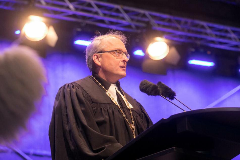 Landesbischof Dr. Carsten Rentzing.