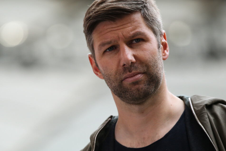 Er hat das Sagen beim VfB Stuttgart: Vorstands-Boss Thomas Hitzlsperger (38).