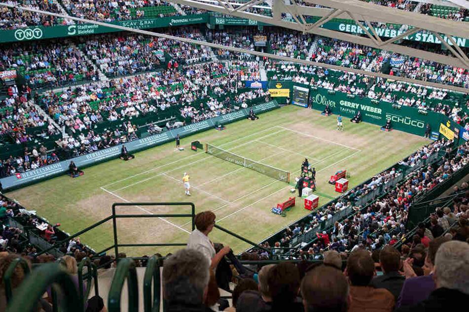Wegen der Terroranschläge in London und Manchester erhöht der Turnierveranstalter die Sicherheitsvorkehrungen. (Symbolbild)