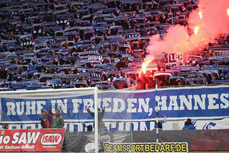 Nach dem tragischen Tod des FCM-Fans Hannes S.(† 25) hetzte ein Hallenser übel auf Facebook - jetzt ist er seinen Job los.