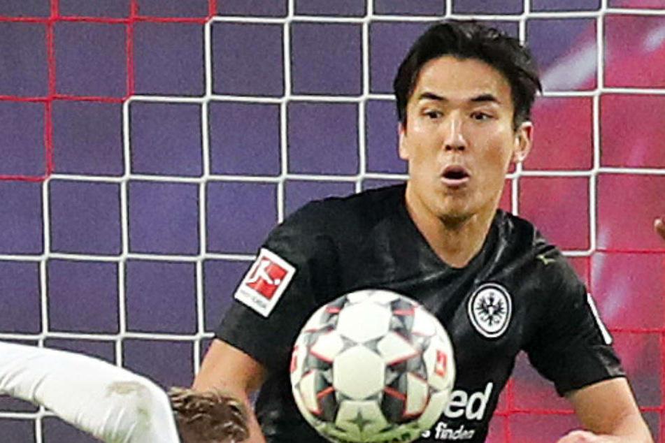 Abwehr-Chef Makoto Hasebe hatte den Elfmeter zum 2:2 für Werder verursacht.
