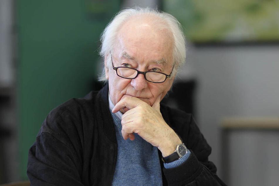 Architekt Wolfgang Hänsch (1929 bis 2013).