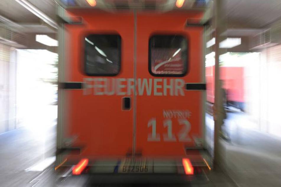 Eine Spezialeinheit der Münchner Feuerwehr musste ausrücken.