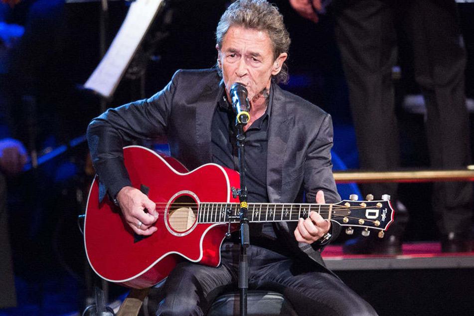 Peter Maffay (66) gilt als der erfolgreichste Künstler der deutschen Musikszene. Im März 2018 will er die Leipziger in der Arena mit seinen Songs begeistern.