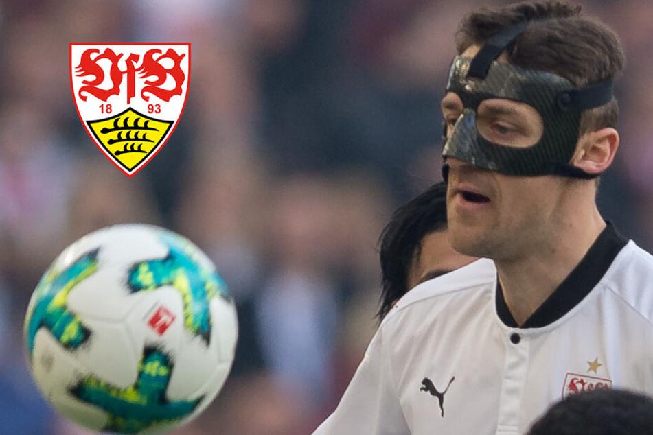 Nach krasser Kopfverletzung: Kapitän Gentner hatte den VfB-Aufstieg vergessen